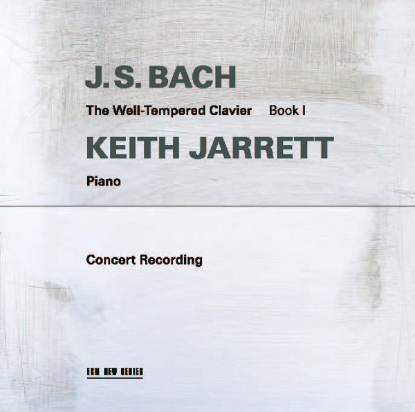 Keith Jarrett's Live Well-Tempered Clavier Resurrected