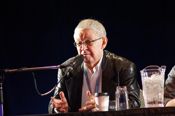 A Lifetime Achievement Award for Robert Deutsch