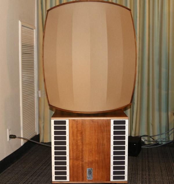 MC Audiotech Forty-10 Loudspeaker, Linear Tube Audio MicroZOTL Preamplifier, ZOTL Ultralinear Amplifier, and Reference 40 Amplifier