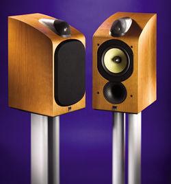 B W 705 Loudspeaker Stereophile Com