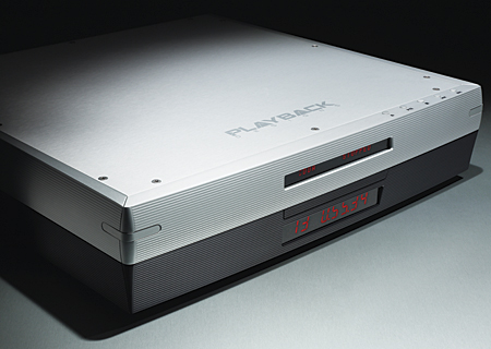 Playback Designs MPS-5 SACD/CD player | Stereophile com