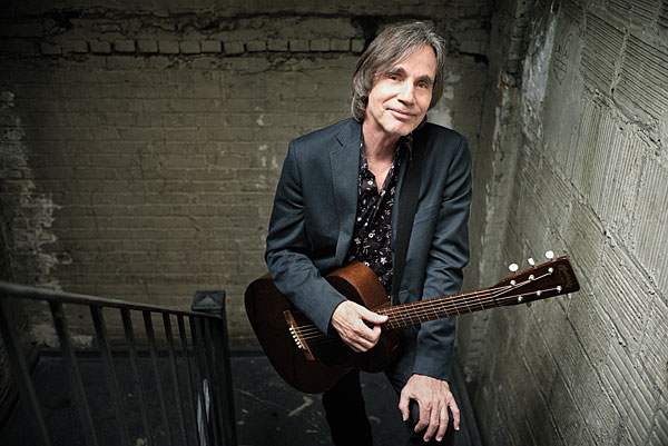 Jackson Browne: Enter The Natural