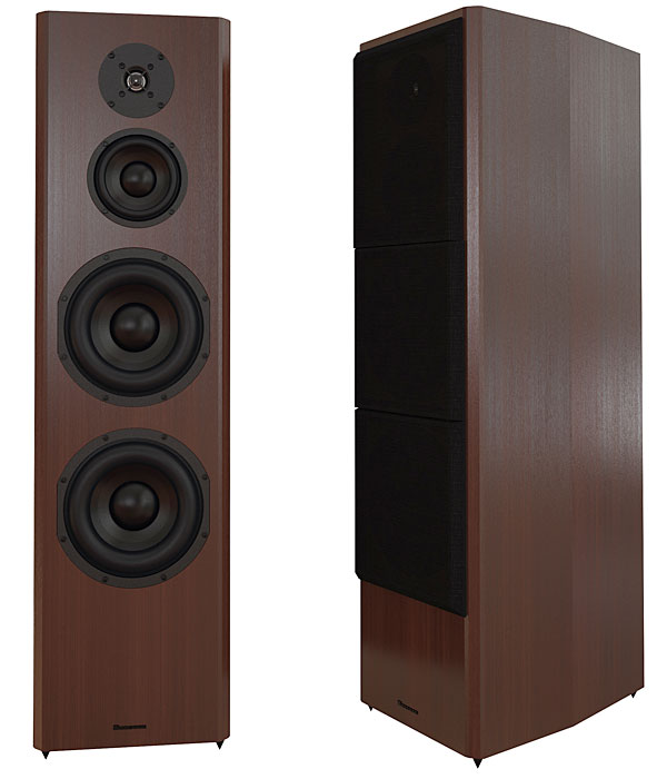 Bryston Middle T loudspeaker