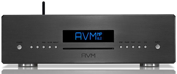 AVM Ovation MP 8.2 CD player-D/A processor