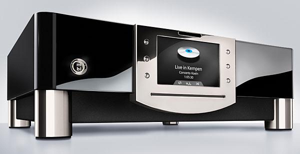mbl noble line n31 cd player dac. Black Bedroom Furniture Sets. Home Design Ideas