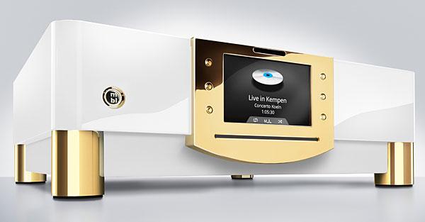 MBL Noble Line N31 CD player-DAC