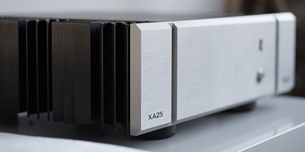 Pass Laboratories XA25 power amplifier Page 2 | Stereophile com