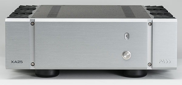 Pass Laboratories XA25 power amplifier