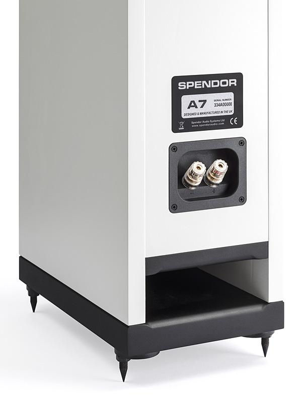 Spendor A7 loudspeaker Page 2