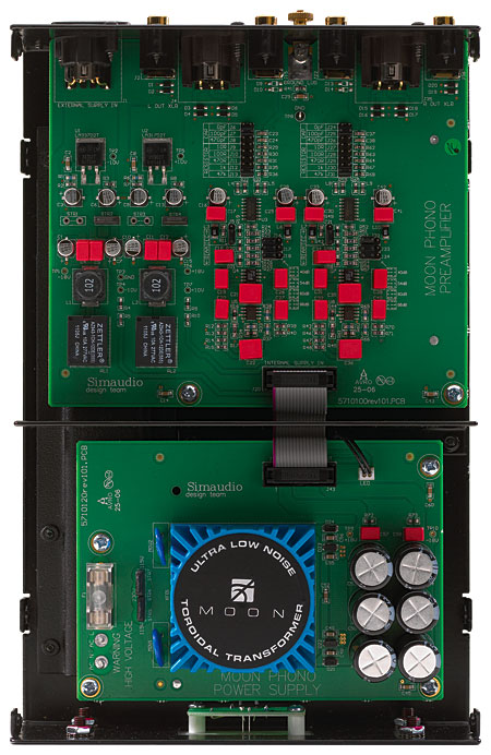 Simaudio Moon Lp5 3 Phono Preamplifier Stereophile Com