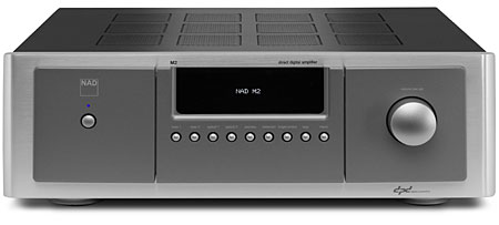 NAD M2 Direct Digital integrated amplifier   Stereophile com