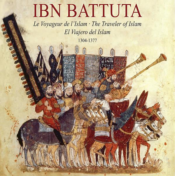 Recording of March 2019: Hespèrion XXI & Jordi Savall <I>Ibn Battuta: The Traveler of Islam 1304–1377</I>