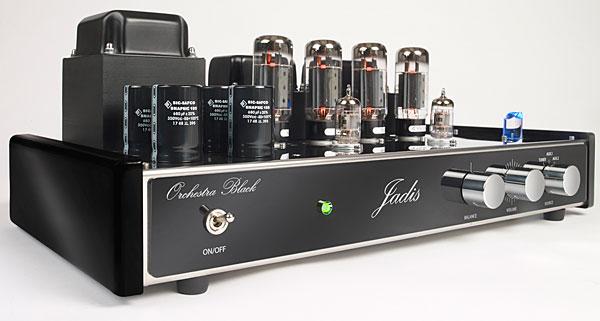 Jadis Orchestra Black integrated amplifier