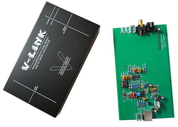 Musical Fidelity V-Link USB-S/PDIF converter | Stereophile com
