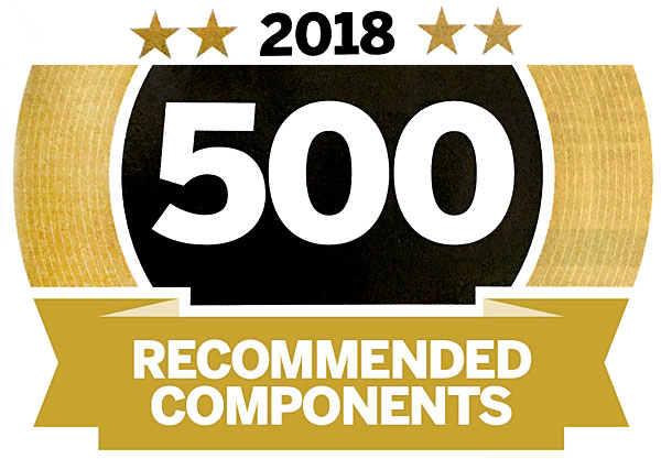 Recommended Components: 2018 Edition