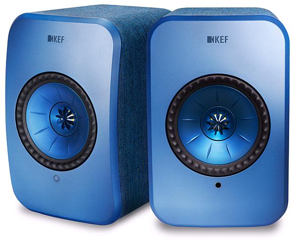 KEF LSX wireless loudspeaker system