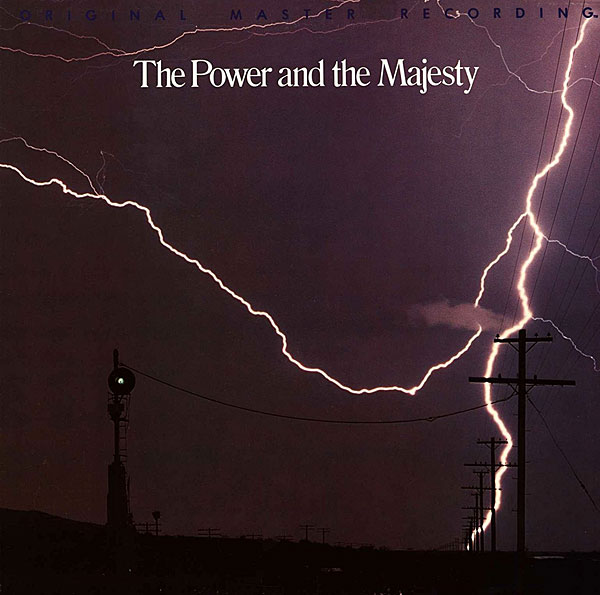 Recording of April 1978: The Power and the Majesty
