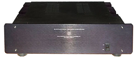 Counterpoint SA-100 power amplifier | Stereophile com