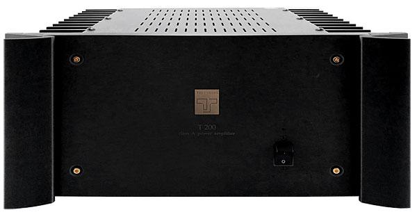 Threshold T-200 power amplifier