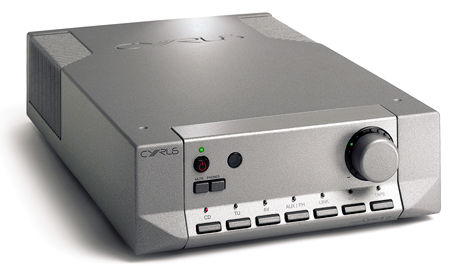 Cyrus 6vs integrated amplifier | Stereophile com