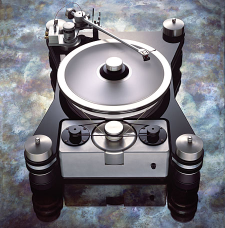 Vpi Hr X Turntable Amp Jmw12 6 Tonearm Stereophile Com
