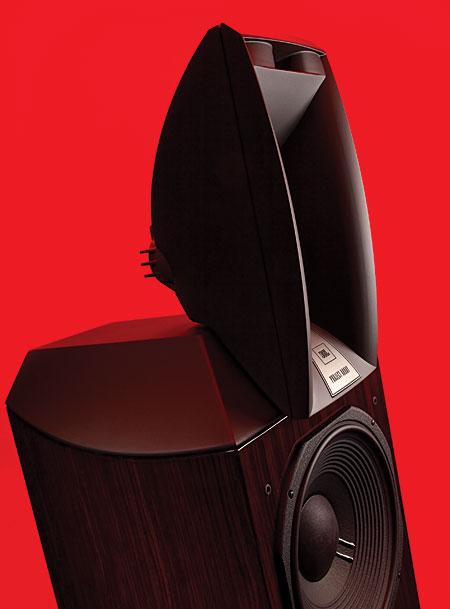 JBL Synthesis 1400 Array BG loudspeaker   Stereophile com