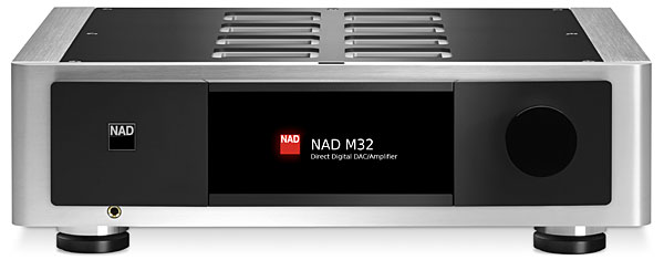 NAD Masters Series M32 DirectDigital D/A integrated amplifier