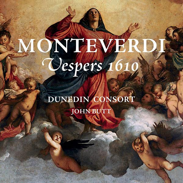 Recording of May 2018: Monteverdi: Vespers 1610