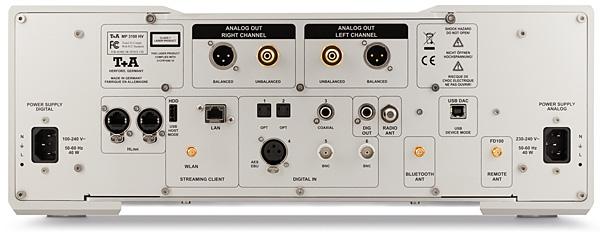 T+A MP 3100 HV: Bộ nguồn phát đỉnh cao cho mọi nguồn nhạc