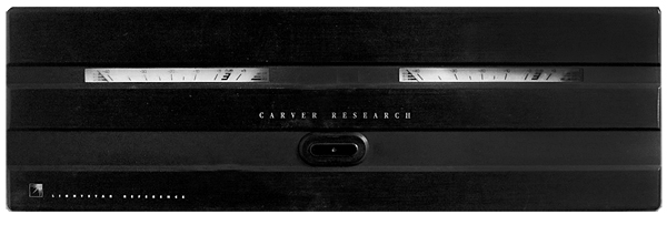 Carver Research Lightstar Reference power amplifier