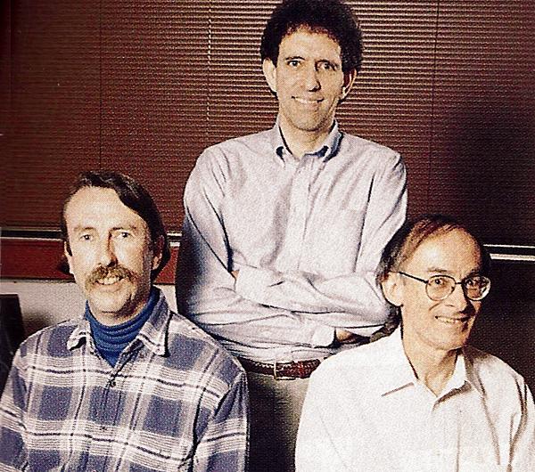 HDCD: Keith Johnson, Pflash Pflaumer, Michael Ritter