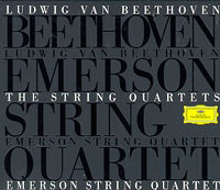 Recording of May 1997: Beethoven: The String Quartets | Stereophile com