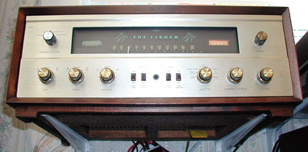 Fisher 500-C vintage stereo receiver | Stereophile com