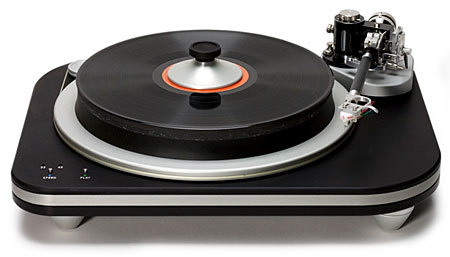 Spiral groove sg2 turntable for 5th element salon