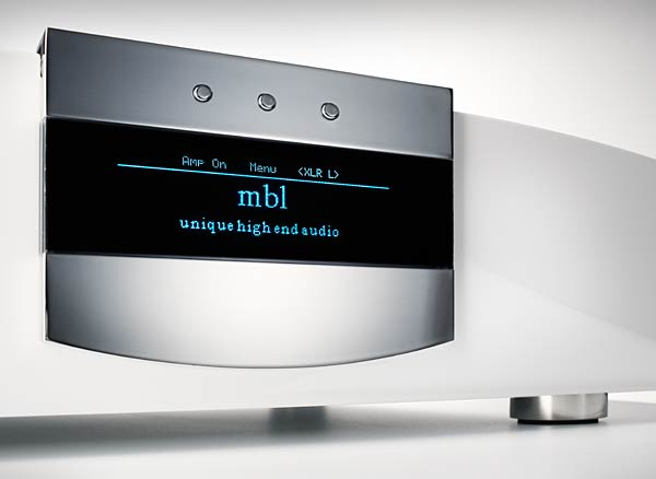 MBL Corona C15 monoblock power amplifier | Stereophile com