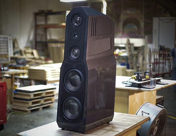 EgglestonWorks Viginti loudspeaker