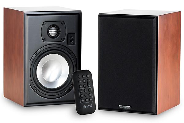 Vanatoo Transparent One Encore powered loudspeaker system