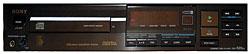 Sony CDP-520ES CD player