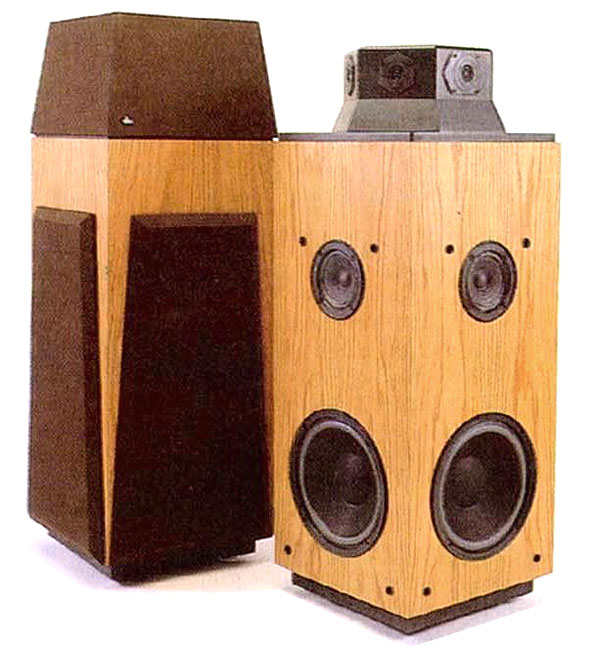 dbx Soundfield 1A loudspeaker