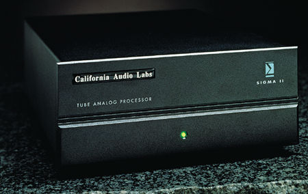 California Audio Labs Sigma II D/A converter | Stereophile