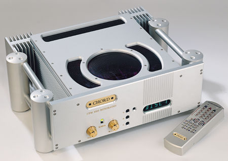 Chord CPM 3300 integrated amplifier | Stereophile.com