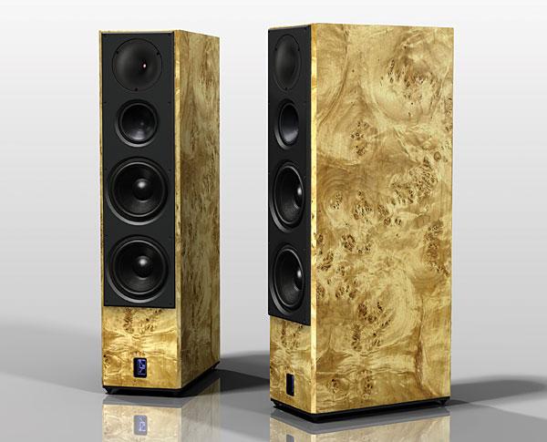 Lansche Audio 5 1 Loudspeaker Stereophile Com