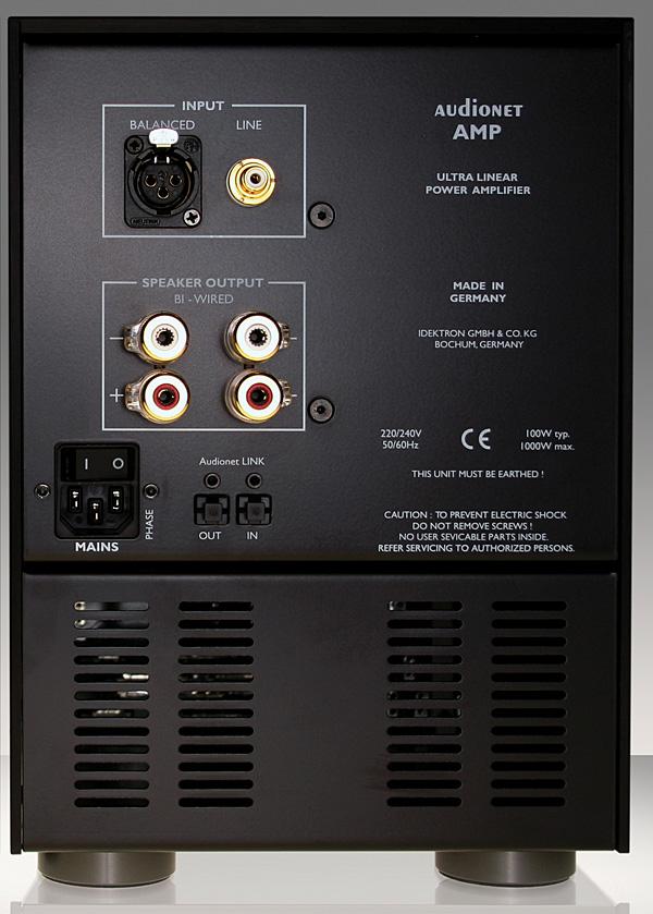 Audionet Max Monoblock Power Amplifier Stereophile Com