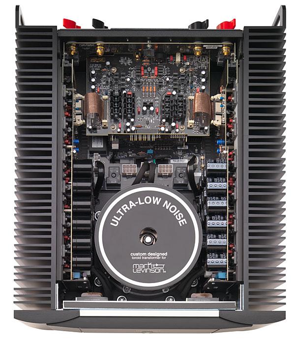 Mark Levinson No 536 monoblock power amplifier | Stereophile com