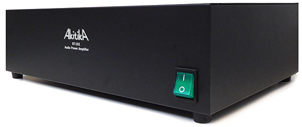 AkitikA GT-102 power amplifier