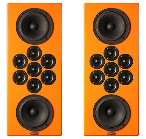 Tekton Design Impact Monitor loudspeaker