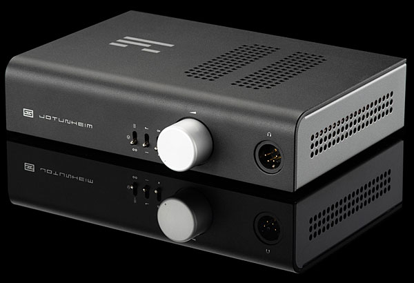 Gramophone Dreams #39: HEDD HEDDphones, Schiit Jotunheim amplifier