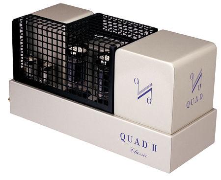 Quad II Classic monoblock power amplifier Associated Equipment