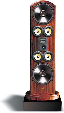 Legacy Audio Studio HD Bookshelf Speaker Review | Audioholics