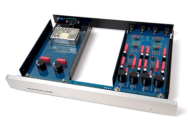 Sutherland Engineering Insight phono preamplifier